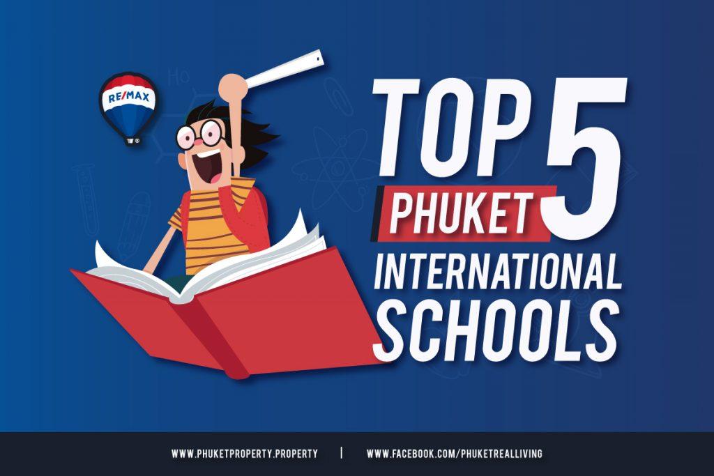 top 5 phuket international school by REMAX
